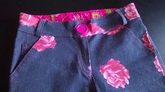 pantalon  du magasine octobre