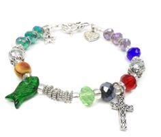 Story of Christ Bracelet, Christian Jewelry