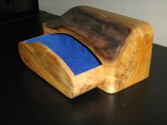 A Maple firewood box.