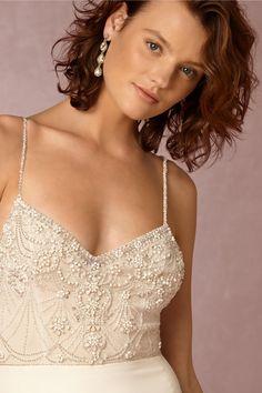 BHLDN Irene Gown in  Bride Wedding Dresses at BHLDN