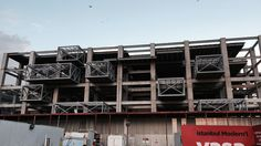 Steel concrete construction