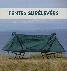 Camping surélevé