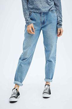 BDG Mom Jeans  Definitely next on my fashion wish list.