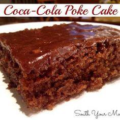 Coca-Cola Poke Cake Recipe - South Your Mouth & ZipList
