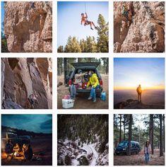 Rachael Galipo, passionnée de photographie, de voyages et d'escalade Super Cars Images, Car Images, Escalade, Lonely Planet, Mount Rushmore, Vans, Mountains, Nature, Travel