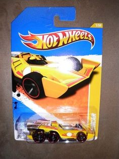 HOT WHEELS 2011 NEW MODELS YELLOW DANICAR 1/50 by HOT WHEELS. $2.89. NEW 2011 CARS!!! JUST RELEASED!!!. DIE CAST