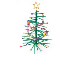 Pipe Cleaner Christmas Tree | Kids Crafts & Activities for Children | Kiwi Crate