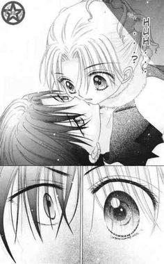Natsume and Mikan...