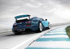 """Les Legendes de Bugatti"" - 2014 Bugatti Veyron Vitesse 'Jean-Pierre Wimille'"