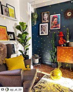 Home Interior Living Room .Home Interior Living Room Living Room Designs, Living Spaces, Deco Retro, Decoration Inspiration, Decor Ideas, Decorating Ideas, Decorating Websites, Color Inspiration, Boho Ideas