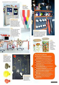 cinqpoints, Cosmopolitan France, Avril 2014