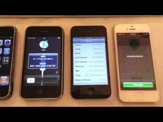 How to Unlock any iPhone 2G 3G 3GS 4 4S 5 With Apple's Factory Unlock