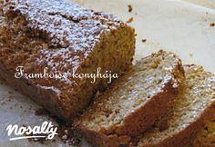 Hungarian Cake, Hungarian Recipes, Banana Bread, Ale, French Toast, Sweets, Healthy Recipes, Breakfast, Food