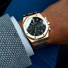 Audemars Piguet Royal Oak Luxury Watches @majordor #majordor #audemarspiguet #luxurywatches | www.majordor.com