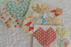 Quilt Your Stash Week 8 (A Quilting Life)