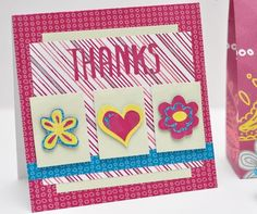Be Young #Cricut Card from Creative Memories.  http://www.creativememories.com