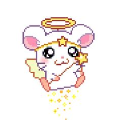 welcome to pixel-soup! feel free to look around and find some cute pixels. Art Kawaii, Kawaii Chibi, Kawaii Cute, Kawaii Anime, Nyan Cat, Computer Animation, Animation Film, Gifs, Cute Pixels