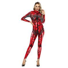 Zentai Spiderman Costume
