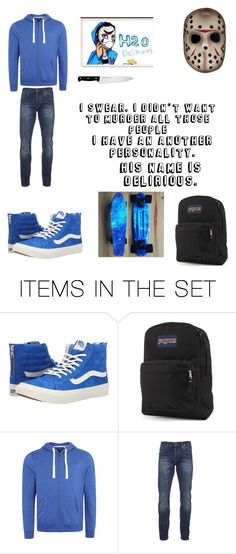 """""""H20 DELIRIOUS"""" by candygirl156 ❤ liked on Polyvore featuring art"""