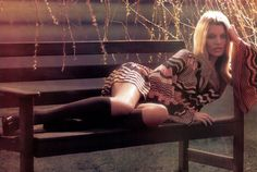 MISSONI FW04 - Kate Moss and James Penfold by Mert Atlas & Marcus Pigott