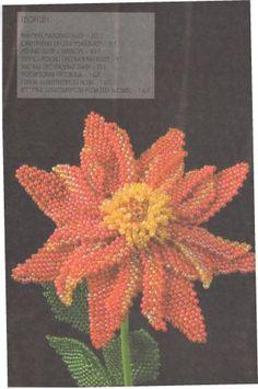 Free beaded Flower patterns for multiple flowers Beading Patterns Free, Beaded Jewelry Patterns, Flower Pattern Design, Flower Designs, Flower Patterns, Flower Outline, Flower Shape, Beading Projects, Beading Tutorials