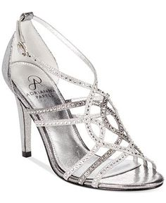 Adrianna Papell Elixir Caged Sandals - Sale & Clearance - Shoes - Macy's
