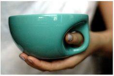 What a cool coffee mug!