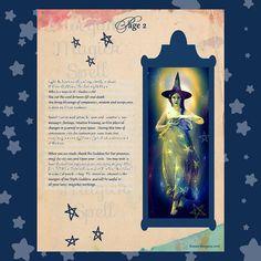 TRIPLE GODDESS INVOCATION Spell Digital by MorganaMagickSpell