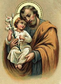 Would you like some help from someone quite dear to our Lord? This novena to St. Joseph, His foster father, makes an elegant heartfelt petition for heavenly guidance and grace. Old Catholic Church, Catholic Art, Catholic Saints, Patron Saints, Roman Catholic, Catholic Traditions, St Joseph Novena, St Joseph Prayer, Saint Joseph