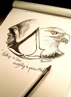 We are Assassins, follow the Creed. This is awesome: