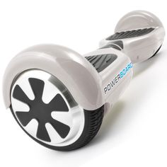 White POWERBOARD by Hoverboard SAFE  UL  Hover Board Self Balancing Scooter  USA - Guaranteed 62be8cde88b