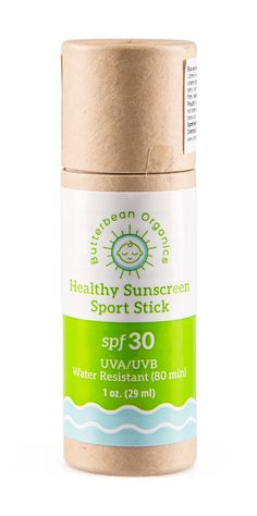 Halleluja! Pünktlich zur warmen Jahreszeit haben wir nun fast ganz plastikfreien Sonnenschutz im Angebot. In Bio und mit LSF 30.