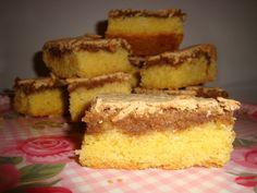 Gâteau autrichien aux amandes et meringue aux noix – Tizi Cooks