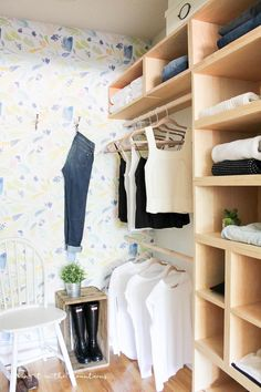 12 Ways To Organize Your Closet With Ikea