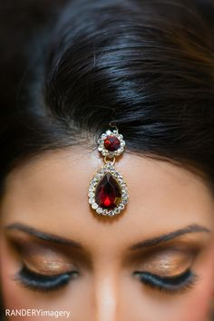 An Indian bride and groom wed in a lovely Hindu ceremony!