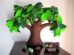 Les tags les plus populaires pour cette image incluent : green, tree et felt tree