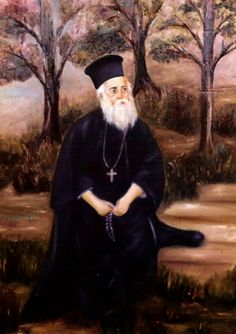 """""""Do not think that you have a right to complain when your prayers are not answered. God fulfills your desires in a manner that you do not know. Nektarios of Aegina Byzantine Icons, Orthodox Christianity, Orthodox Icons, St Michael, Christian Art, Roman Catholic, Ancient Greece, Religious Art, Holy Spirit"""