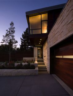 Syncline House in Colorado