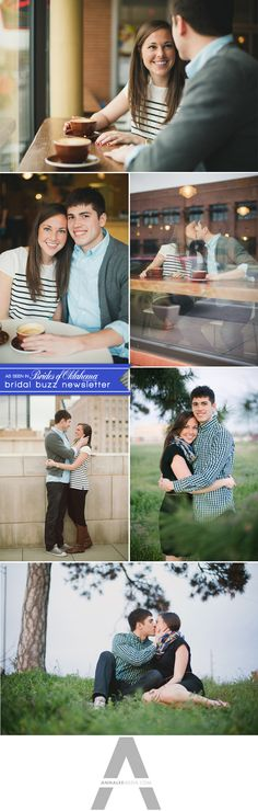 Check it out! Our engagement shoot by Anna Lee is on Pinterest. She rocks!