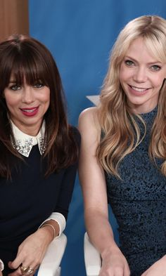 Natasha Leggero and Riki Lindhome are the stars and creators of Another Period, Comedy Central's hilarious and highly inappropriate genre-bending new series. Riki Lindhome, Natasha Leggero, Kate Micucci, Another Period, John Oates, Comedians, Rock And Roll, Crushes, Hilarious