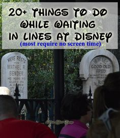 Certain attractions at Disney are super popular, like Toy Story Mania and 7 Dwarfs Mine Train Ride. If you don't get a Fastpass for those rides or want to ride them more than once you are going to be standing in a very long ride line. Lines can't always be avoided. Lines can also be long for several character meet and greets because of many of them do not even offer Fastpass options. Have Fun in Disney Ride Lineswith these 20+ Things To Do While Waiting in Line!   Things To Do While Waiting…