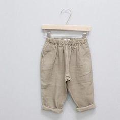 Dakota Linen Trousers – Rock Dove Baby Linen Trousers, Easy Wear, Elastic Waist, Looks Great, Dress Up, Child, Rock, Fit, Baby