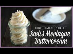 How to Make Perfect Swiss Meringue Buttercream