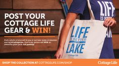 Cottage life photo contest prizes for groups