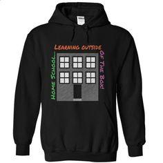 Think Outside The Box Homeschool - shirt dress #cute sweatshirt #sweater knitted