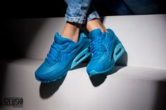 Nike Air Max 90 | 537384 411 | Szewska Sneakers Store | e
