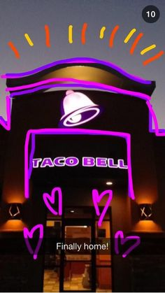 How to use SnapChat as a company.... #TacoBell is blazing the way