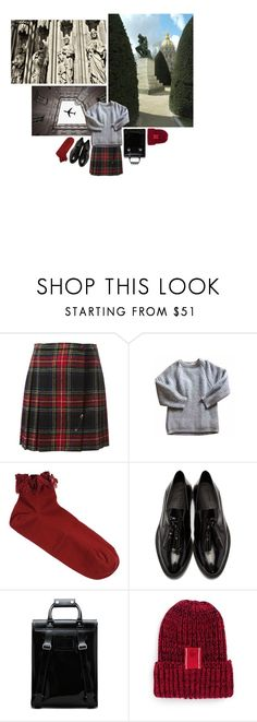 """(57)"" by zae213 ❤ liked on Polyvore featuring Lonely Planet, Yves Saint Laurent, Isabel Marant, Twin-Set, Burberry, Bernstock Speirs, ENGLISH, Sweater, Punk and patentleather"