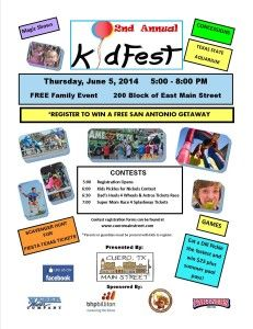 Everyone had a blast at our 2nd Annual KidFest!