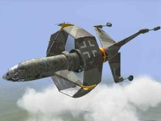 Heinkel Lerche II. Lerche began development in early 1945. The end of the war he stopped this project (.Von Braun )